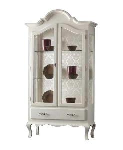vetrina in stile, vetrina, mobile per soggiorno