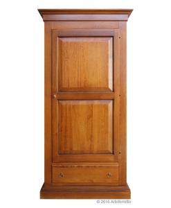 armadio arte povera, armadio, armadio in legno