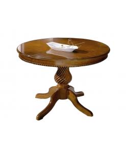 tavolo tondo, tavolo 120 cm