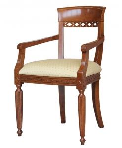 sedia capotavola, sedia, sedia in legno