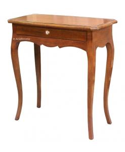 Consolle in legno stile classico