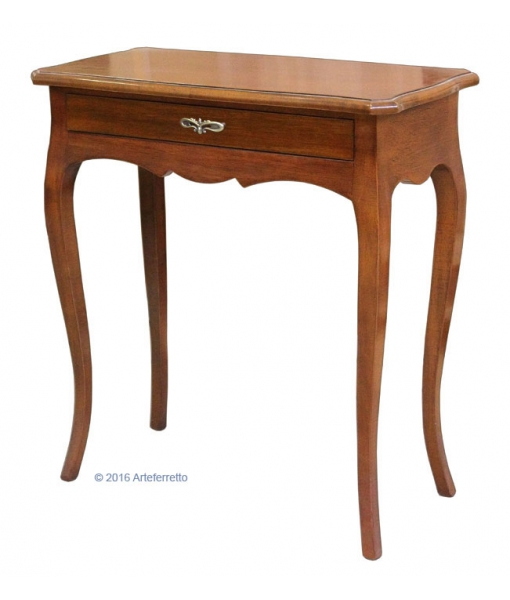 consolle, consolle in legno, consolle classica, arredo ingresso, Art. ER-2598