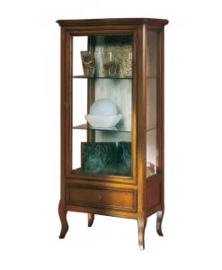 vetrinetta cristalliera classica