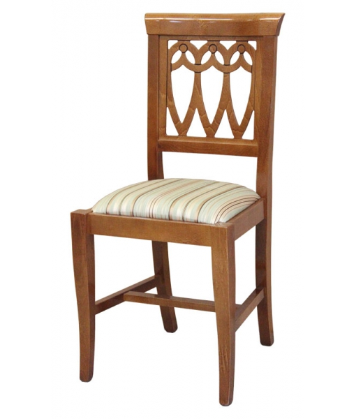 Sedia classica in legno - ArteFerretto