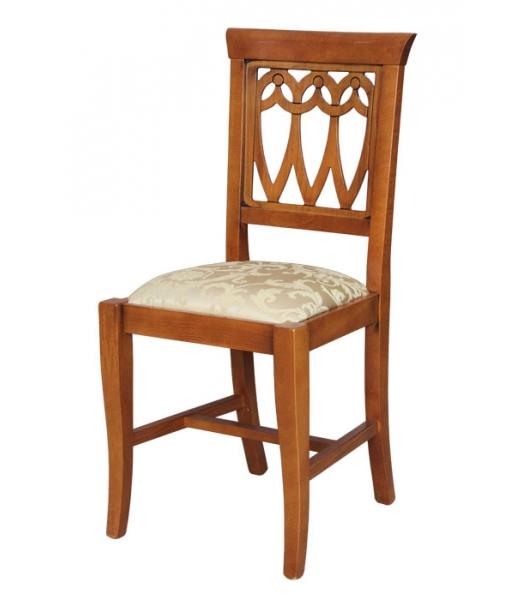 Sedia classica in legno arteferretto for Offerta sedie legno
