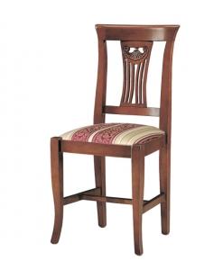 sedia tradizionale, sedia in legno, sedia per sala da pranzo