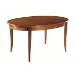 tavolo ovale, tavolo classico