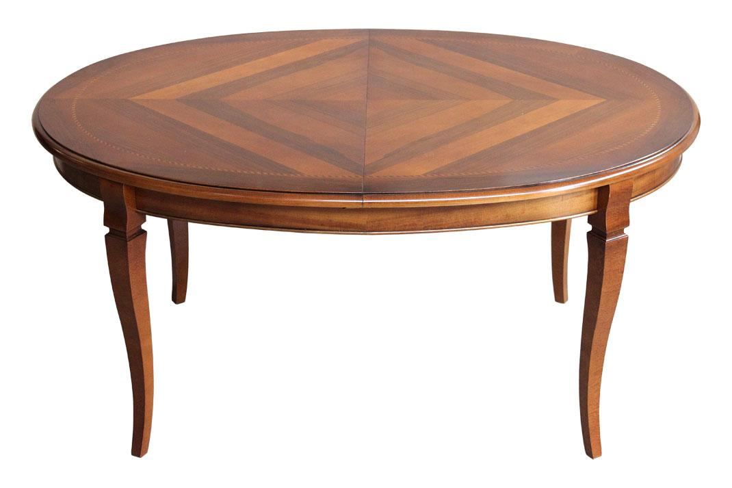 Tavolo ovale cucina e sala da pranzo tavolo allungabile - Tavolo sala da pranzo allungabile ...