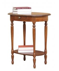 tavolino alto da salotto con cassetto