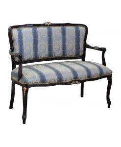 divanetto, divano classico, divano,