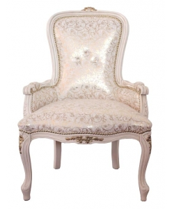 Poltroncina shabby chic