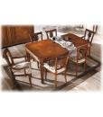 tavolo intarsiato, tavolo rettangolare