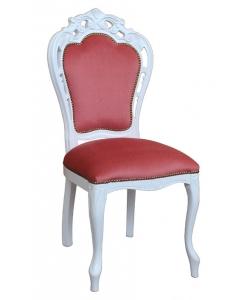 sedia in stile, sedia in legno