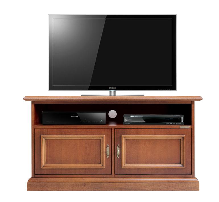 Mobile porta tv per soundbar mobile tv basso in legno con 2 ante salotto ebay - Mobile salotto tv ...