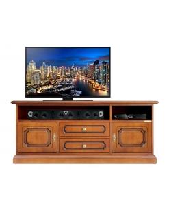 mobile tv soundbar, mobile tv, port atv, mobile per soggiorno, mobile in legno, porta tv in legno massello