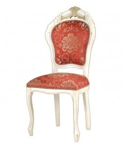 sedia classica intagliata