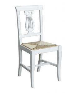 sedia tradizionale, sedia in legno, sedia da cucina