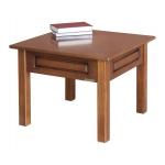 Tavolino quadrato da salotto