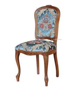 Sedia Elegance con schienale imbottito, Art. VIS-6
