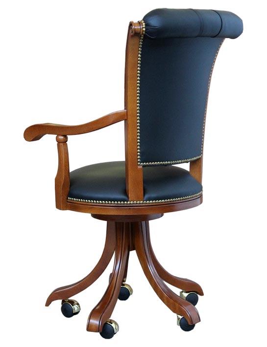 Sedia Poltrona per ufficio classica - ArteFerretto