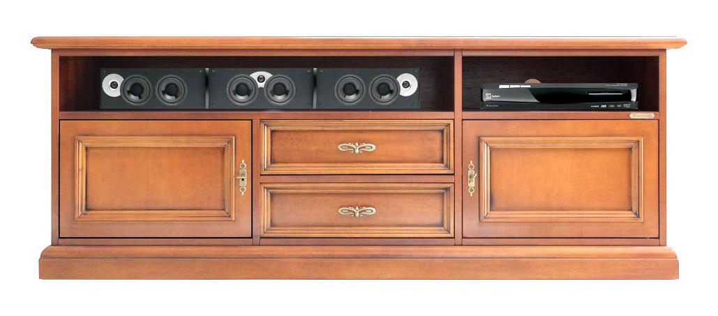 Mobile tv led/plasma soundbar, mobile porta tv basso in legno ...