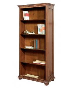 libreria a giorno, libreria in stile classico