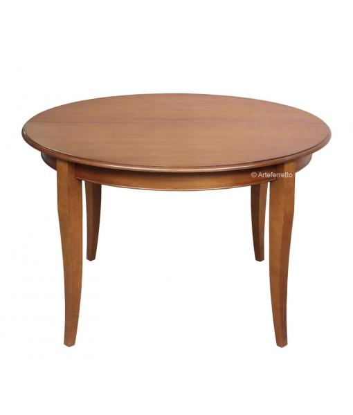 Tavolo rotondo allungabile 100 diametro