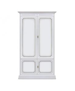 armadio 2 ante, armadio in legno