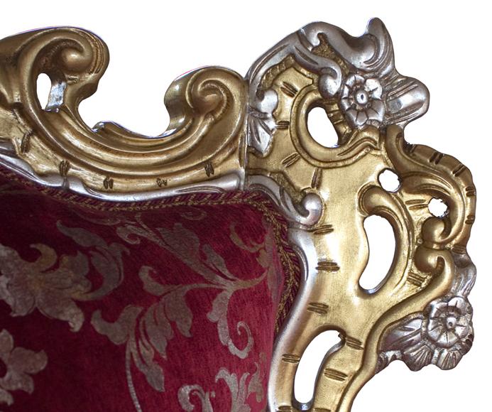 Finiture in foglia oro e foglia argento   arteferretto