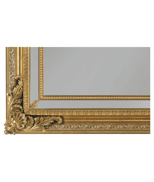 specchiera, specchio, specchiera in legno