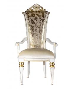 sedia capotavola, sedia, sedia elegante, sedia in stile, sedia in legno, sedia per sala da pranzo