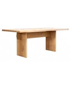 stile contemporaneo, tavolo, tavolo in rovere, tavolo in legno, tavolo per cucina