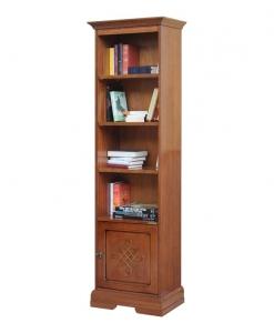 libreria colonna stile classico