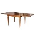 tavolo quadrato, tavolo allungabile, tavolo in legno, tavolo allungabile in legno, tavolo per cucina