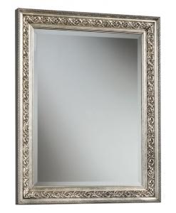 Specchiera classica in foglia oro o argento