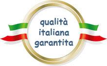 qualità italiana garantita