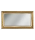 Specchiera in foglia oro