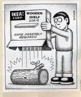 vignetta Ikea
