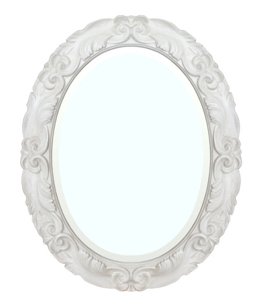 specchiera, specchiera classica, specchiera ovale, specchiera in legno, specchio