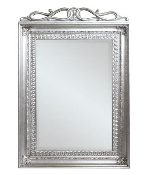 Specchiera foglia argento, Art. A319