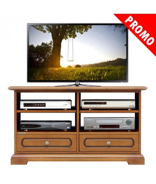 Mobile porta tv con 2 cassetti classico 3800-C