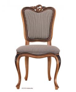 sedia intagliata, sedia, sedia in legno, sedia elegante, sedia classica, sedia per sala da pranzo, sedia in stile, mobili classici, arredo sala da pranzo,