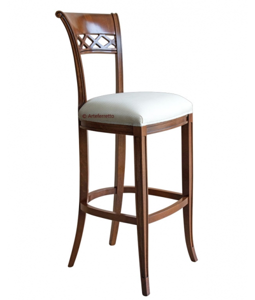 Sgabello seduta imbottita, Art. SGA-C050