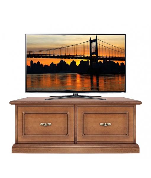 Mobile base per tv con due cassettoni per soggiorno, Art. MB-10-P