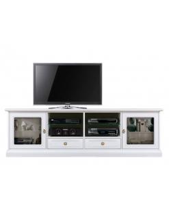 Mobile porta tv laccato in stile classico