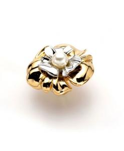 Maniglia bijoux con perla