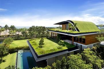 casa verde ecologica