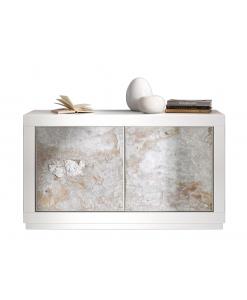 Madia stones laccata di design moderno