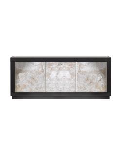 Madia 3 ante in legno e pietra per lo stile contemporaneo