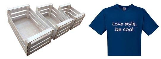 W-box + maglietta